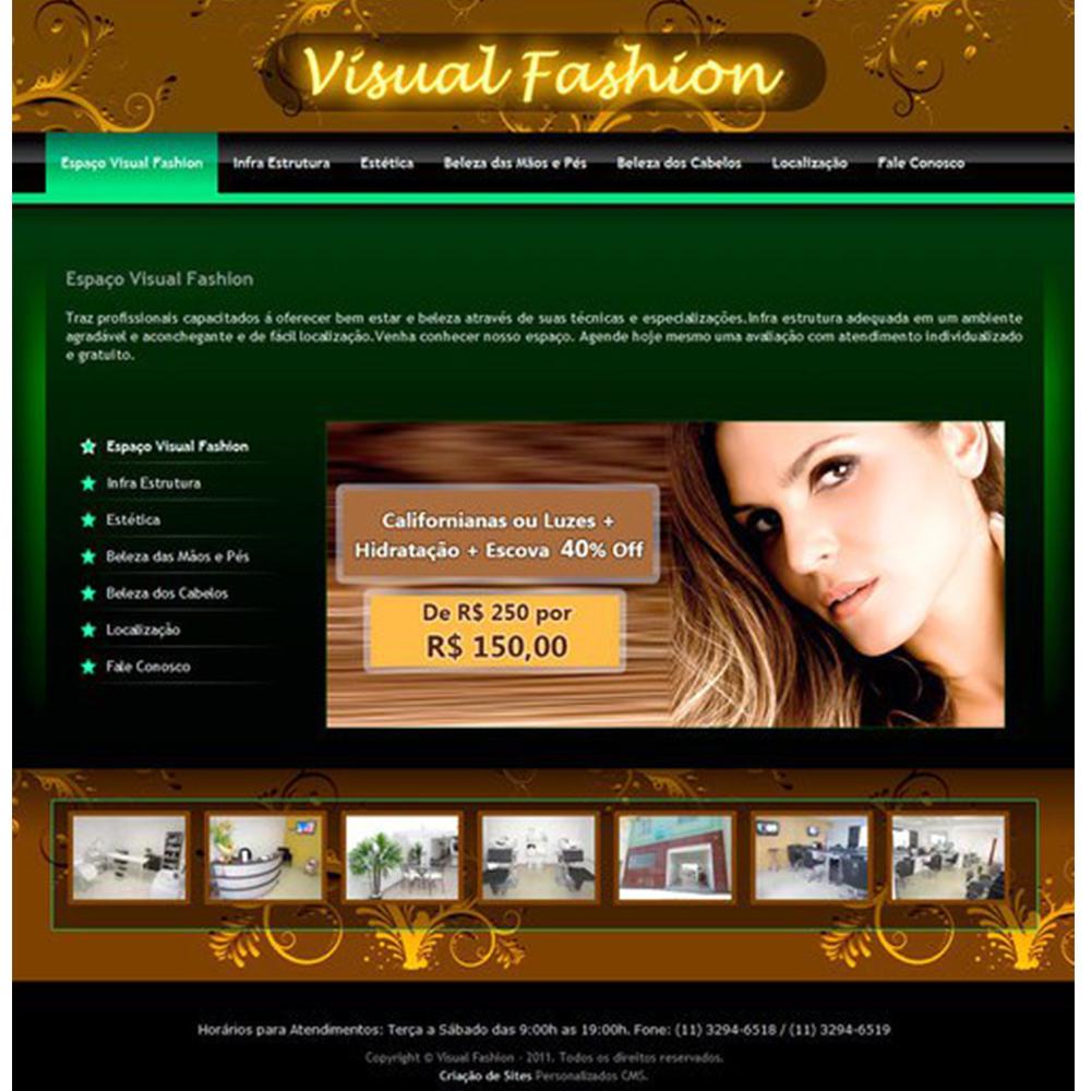 Site - VISUAL FASHION