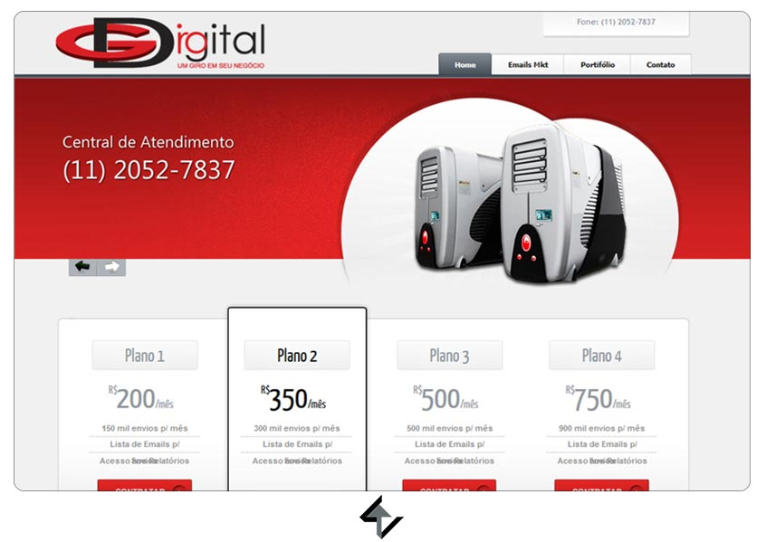 Site - GIRO DIGITAL
