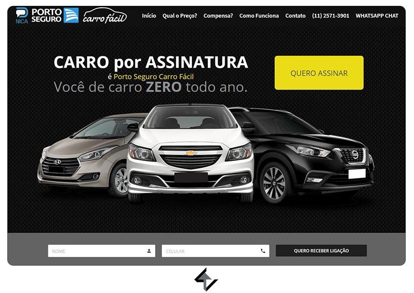 Site - CARRO FÁCIL