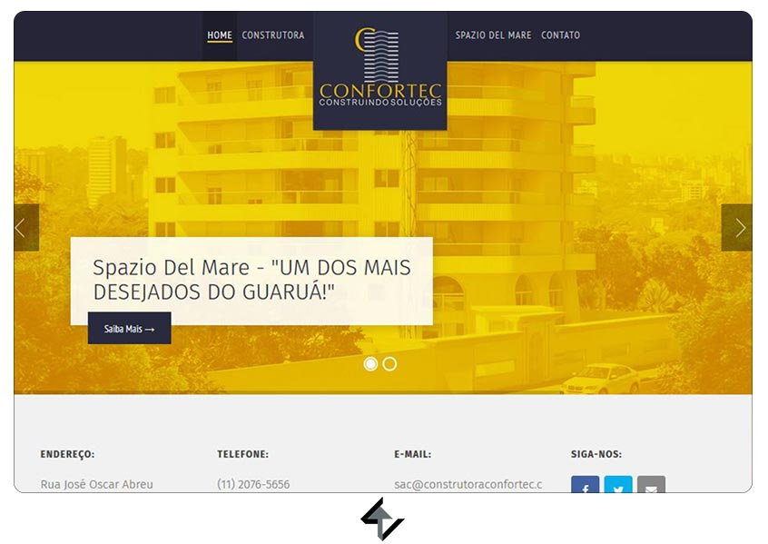 Site - CONFORTEC